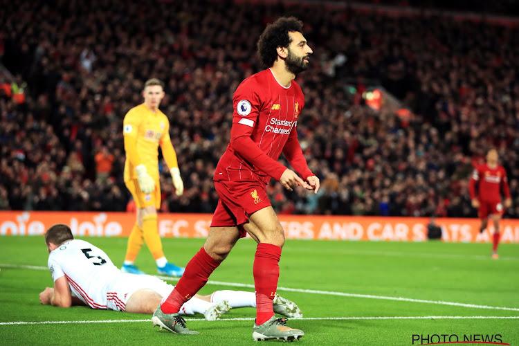 """Une ancienne star africaine conseille Salah: """"Il devrait aller à Barcelone"""""""