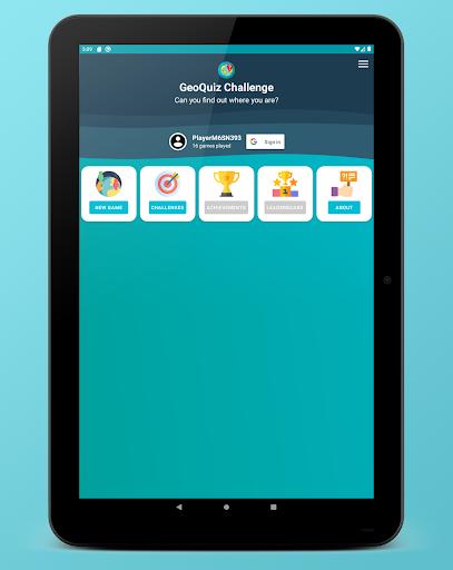 GeoQuiz Challenge screenshot 9