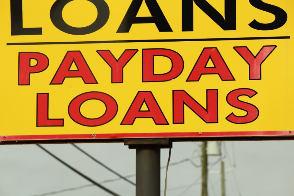 the worst kind of debt payday loans