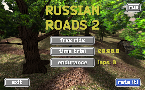 Russian Roads 2 - náhled
