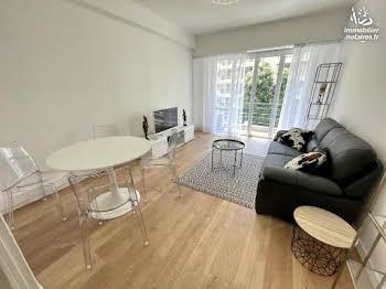 Appartement meublé 2 pièces 47,64 m2