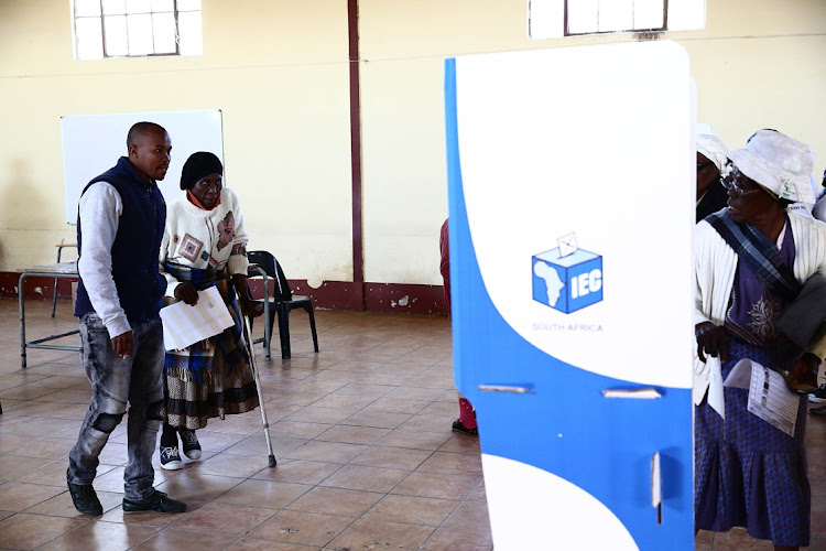 The IEC says the current regulations will curtail political activities, 'imperilling' the freeness and fairness of the elections. File photo.