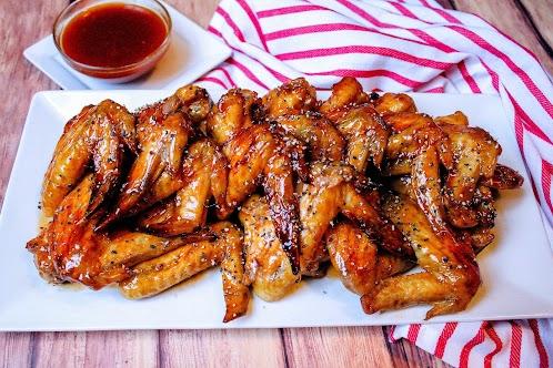 Sweet & Sassy Wing Sauce