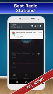 📻 Madagascar Radio FM AM Live screenshot 12