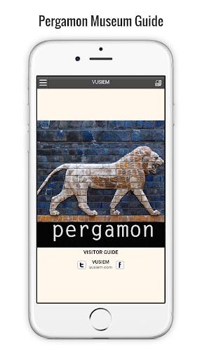 Pergamon Museum Lite Berlin