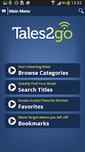 Tales2go- screenshot thumbnail