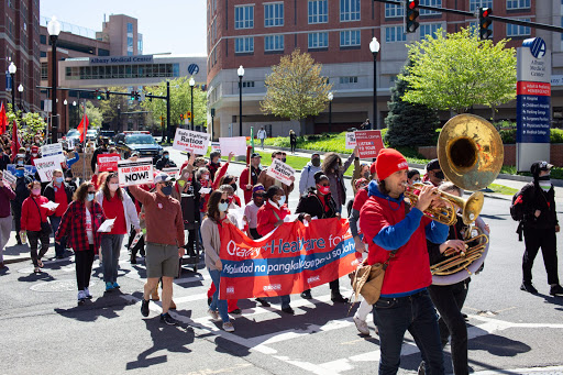Albany 'May Day' events intersect local labor and civil rights movements