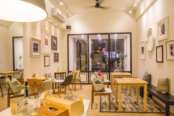 FANs CAFE | 手作甜點&鬧中取靜的楠梓區咖啡店