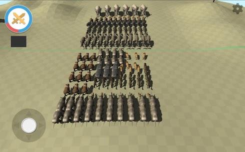 Animal Epic Battle Simulator MOD (Unlock All Levels) 4
