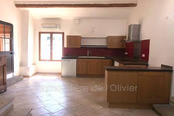 Appartement 4 pièces 81,7 m2
