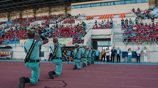 Roquetas clausura con 1.100 niños un nuevo curso