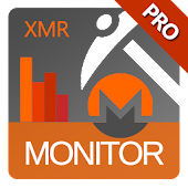 Monero Mining Monitor Pro (no Ads)