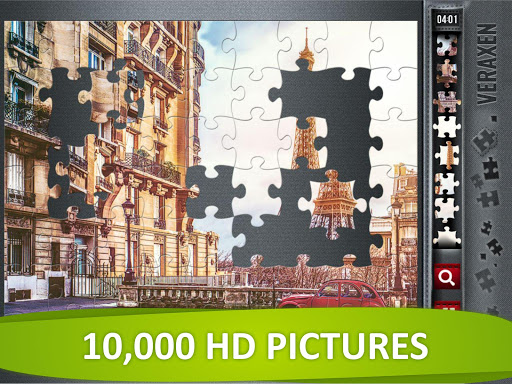 Jigsaw Puzzle Collection HD - puzzles for adults - screenshot