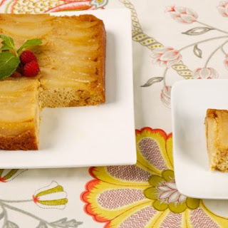 Pear Buttermilk Cake Recipes