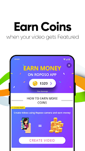 Roposo – Video Status, Earn Money, Friends Chat Apk App File Download 3