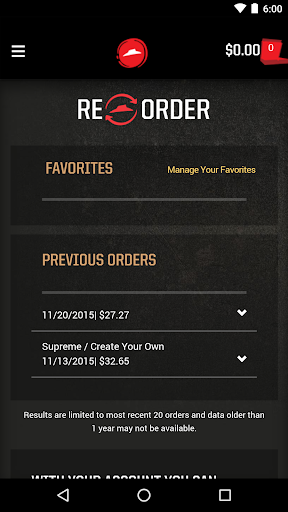 Pizza Hut for PC