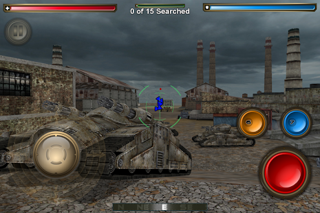 Tank Recon 2 (Lite)- screenshot thumbnail