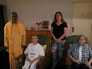 Photo: Visita a devotas
