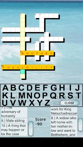 Bible Crossword FREE Apk Download 4