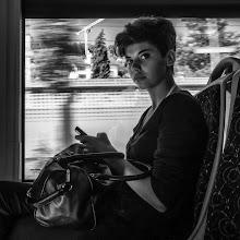 Photo: Busride (Unterwegs im Bus)  #StreetPics  #street #streettogs #streetphotography #shootthestreet #blackandwhite #blackandwhitephotography #bw #monochrome  #monochromeartyclub #monochromephotography