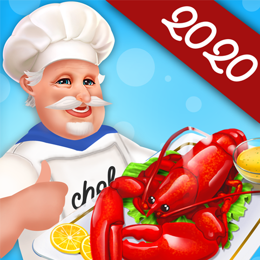 Cooking Legend - A Chef's Restaurant Games