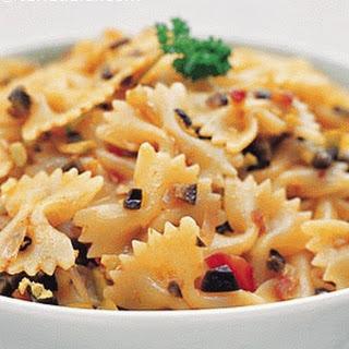 Farfalle Pasta Tomato Sauce Recipes