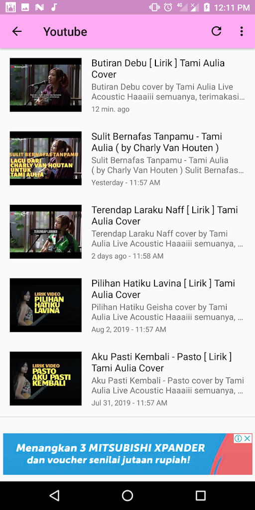 Download Lagu Pasto Aku Pasti Kembali : download, pasto, pasti, kembali, Aulia, Akustik, Cover, Download, Com.andromo.dev864152.app1000967