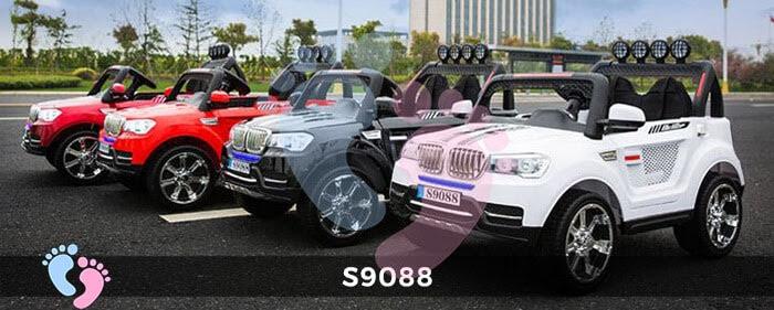 Ô tô điện trẻ em S9088 có 4 động cơ 2