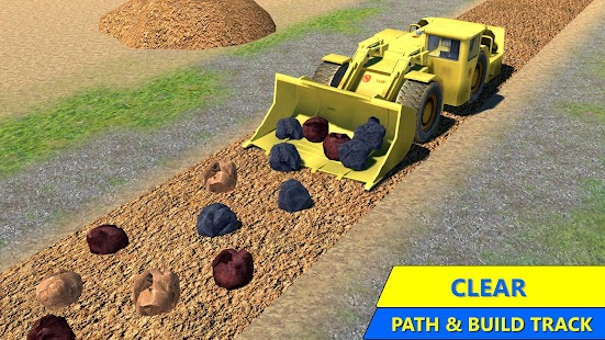 Construct Railway: Train Games- screenshot thumbnail