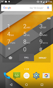 Universal Dialer plus Widget screenshot 5