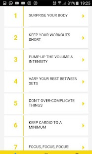 Gym beginners guide - náhled