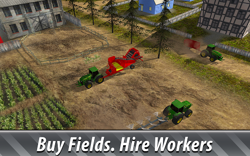 Euro Farm Simulator: Beetroot 1.3 screenshots 6