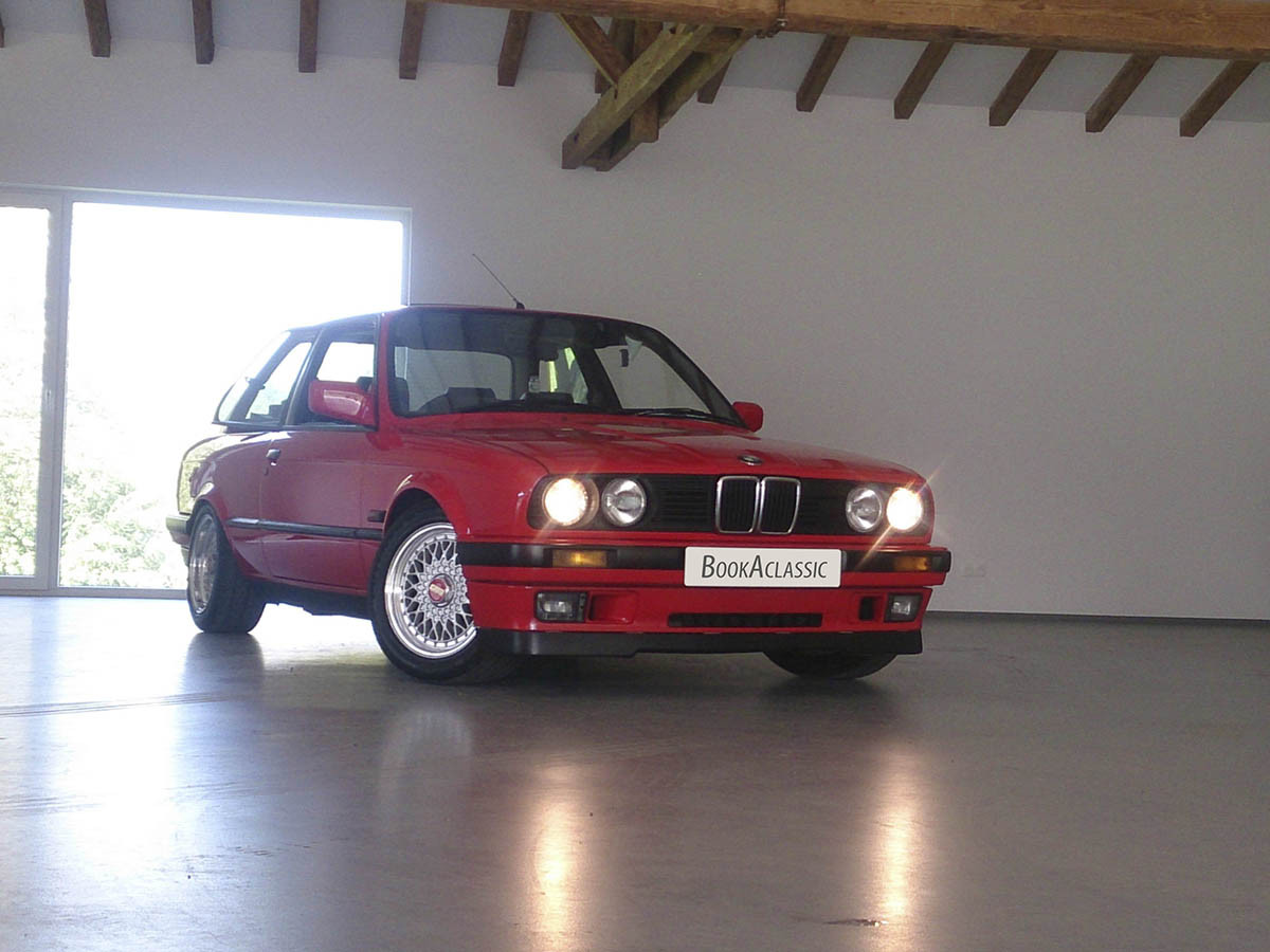 Bmw E30 325i Hire London
