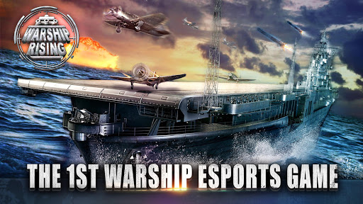 Warship Rising - 10 vs 10 Real-Time Esport Battle  screenshots 1