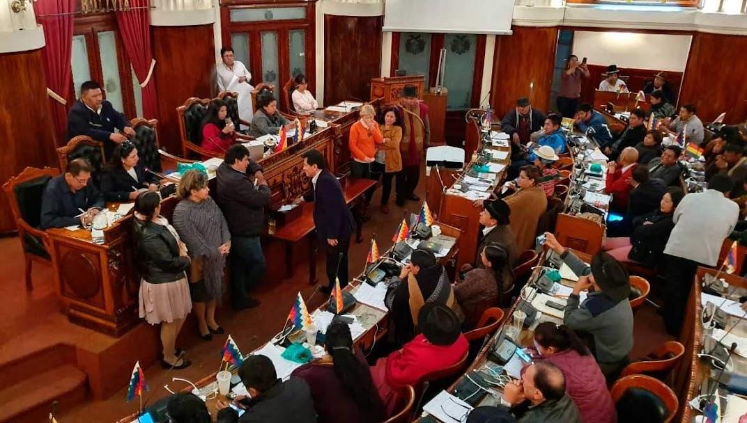 Elecciones Bolivia 2020