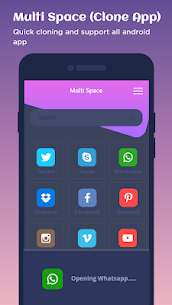 Duel Space – Multiple Accounts & Parallel APP 5