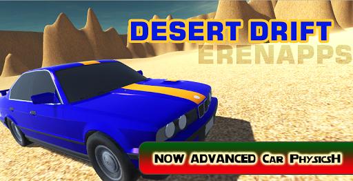 Real Desert Drift