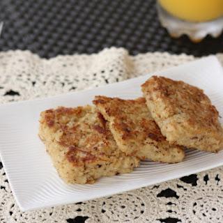 No-Bread Oatmeal French Toast