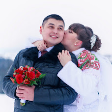Wedding photographer Larisa Zaboeva (larisazab). Photo of 06.04.2016