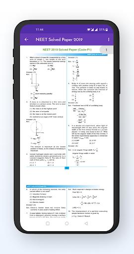 neet solved papers offline (1998 - 2020) screenshot 3