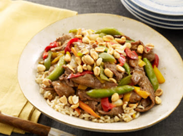 Beef 'n Vegetable Stir Fry Recipe