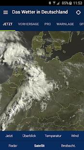 Das Wetter in Deutschland Screenshot 4