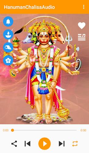 Download Hanuman chalisa Audio&Wallpaper APK latest version app by