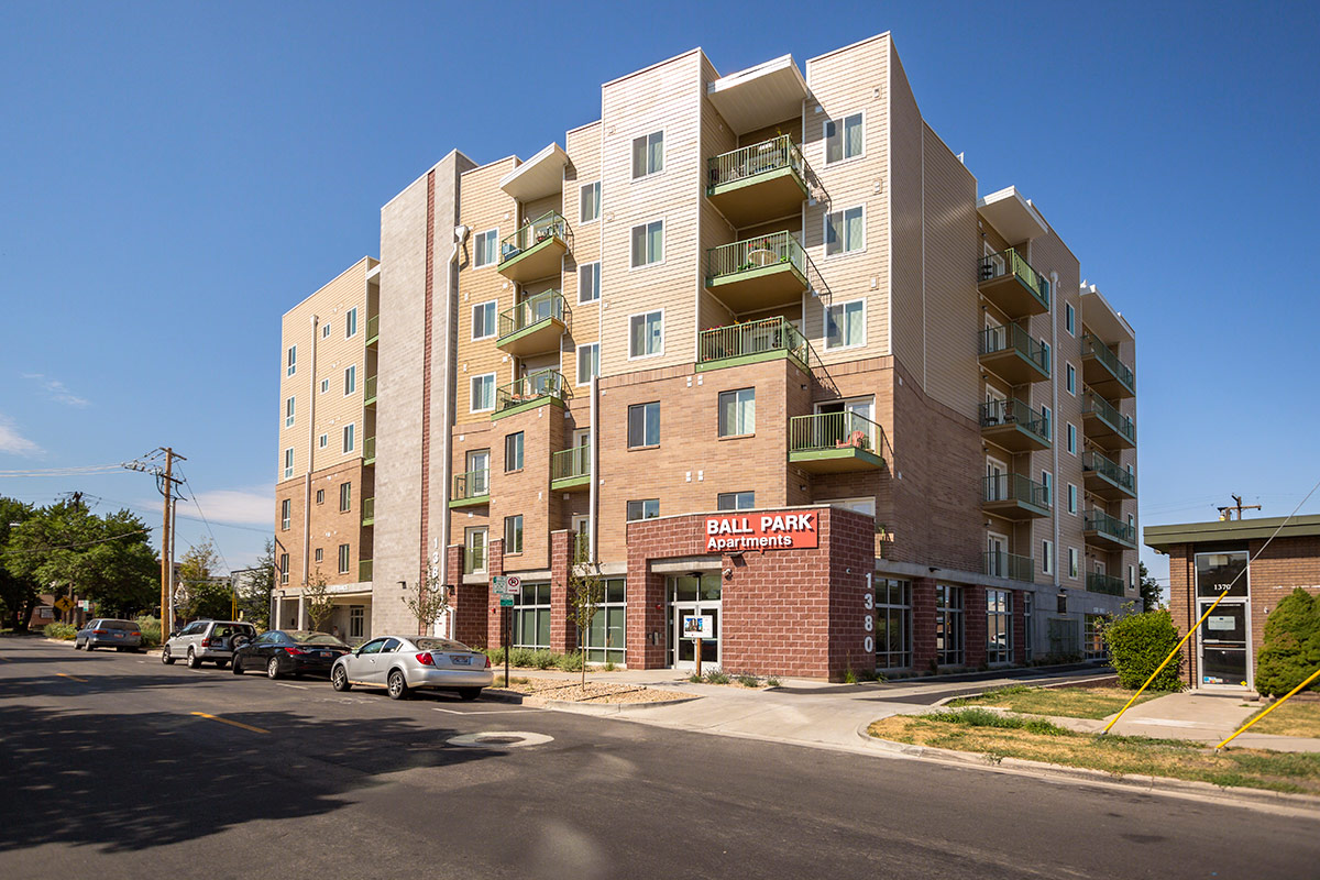 Ball Park Apartments In Salt Lake City Utah Highland