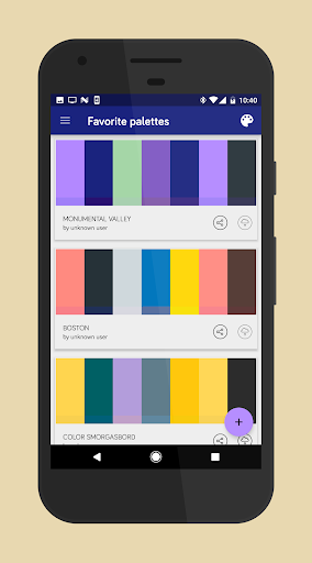 Quanto: Material Palettes for PC