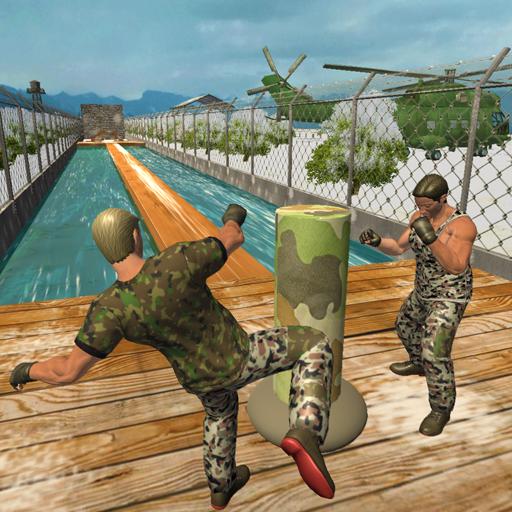 Military Commando Training 3D