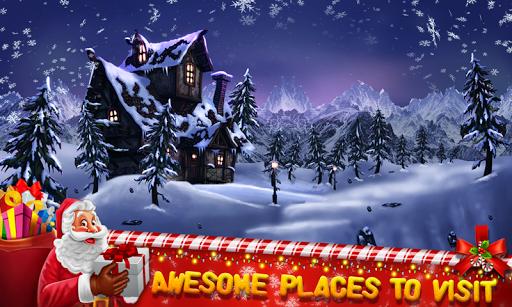 Santa Christmas Escape - The Frozen Sleigh  screenshots 16