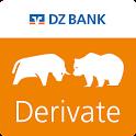 dzbank-derivate.de - Zertifikate und Hebelprodukte icon