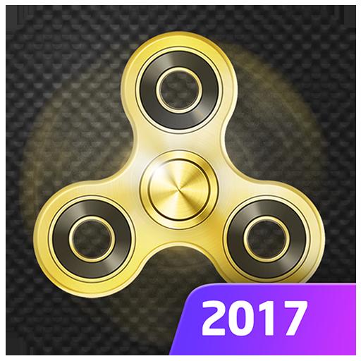 Fidget Spinner - 3D Fidget Spinner Toy App of 2017