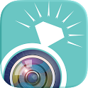 WedPics - Wedding Photo App icon